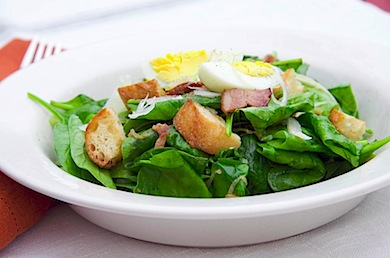 spinach salad #2 7