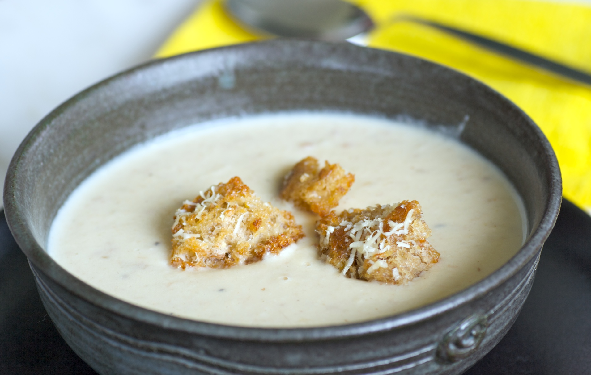 Tagged as: cauliflower , Cauliflower soup , cauliflower soup with ...