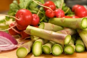 asparagus-radish-salad