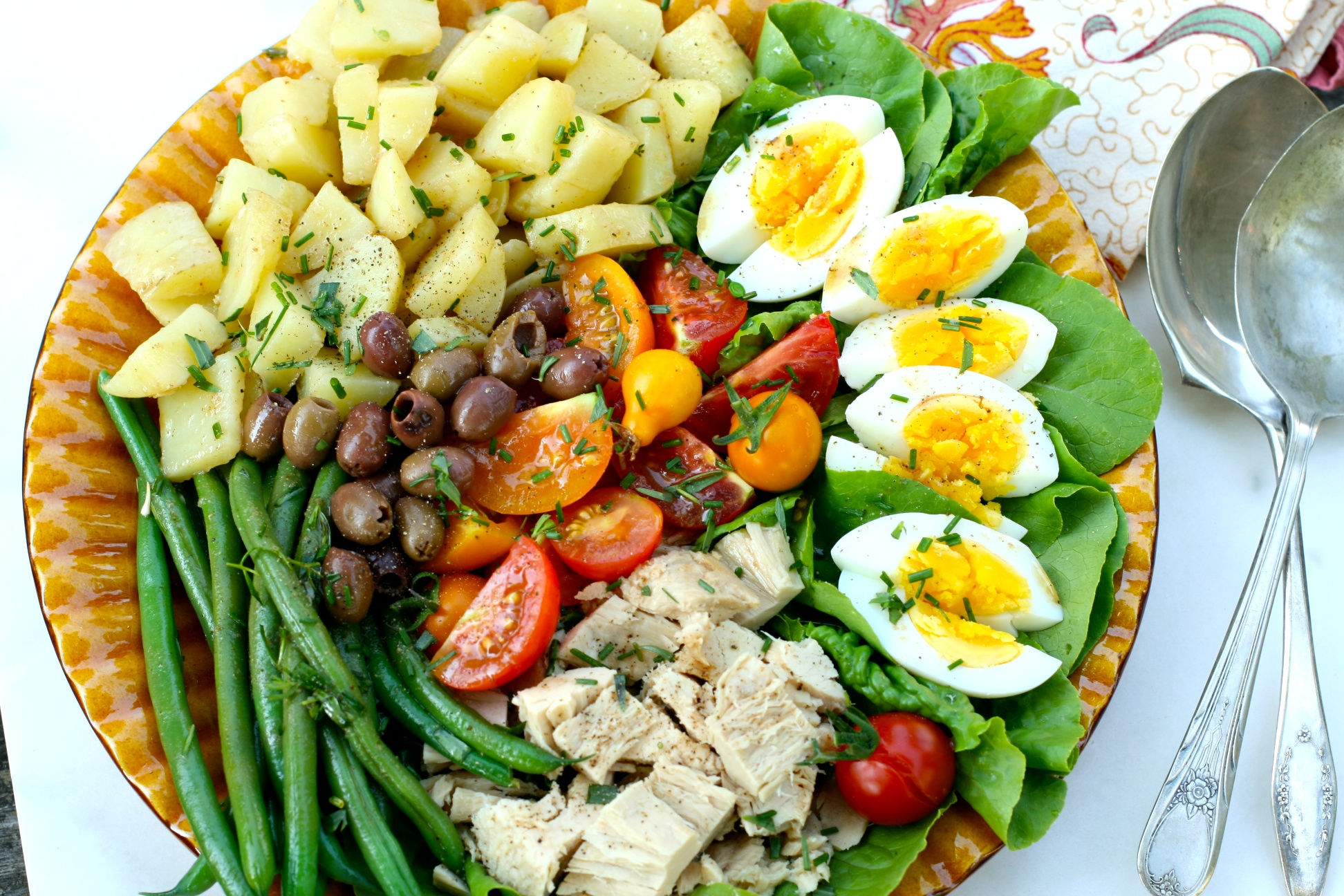 Salad Niçoise Recipe