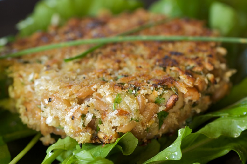 Farro And Mushroom Burgers Recipes — Dishmaps