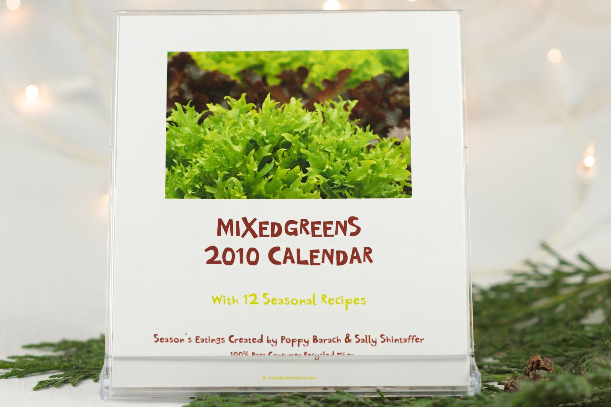 MixedGreens2010calendar