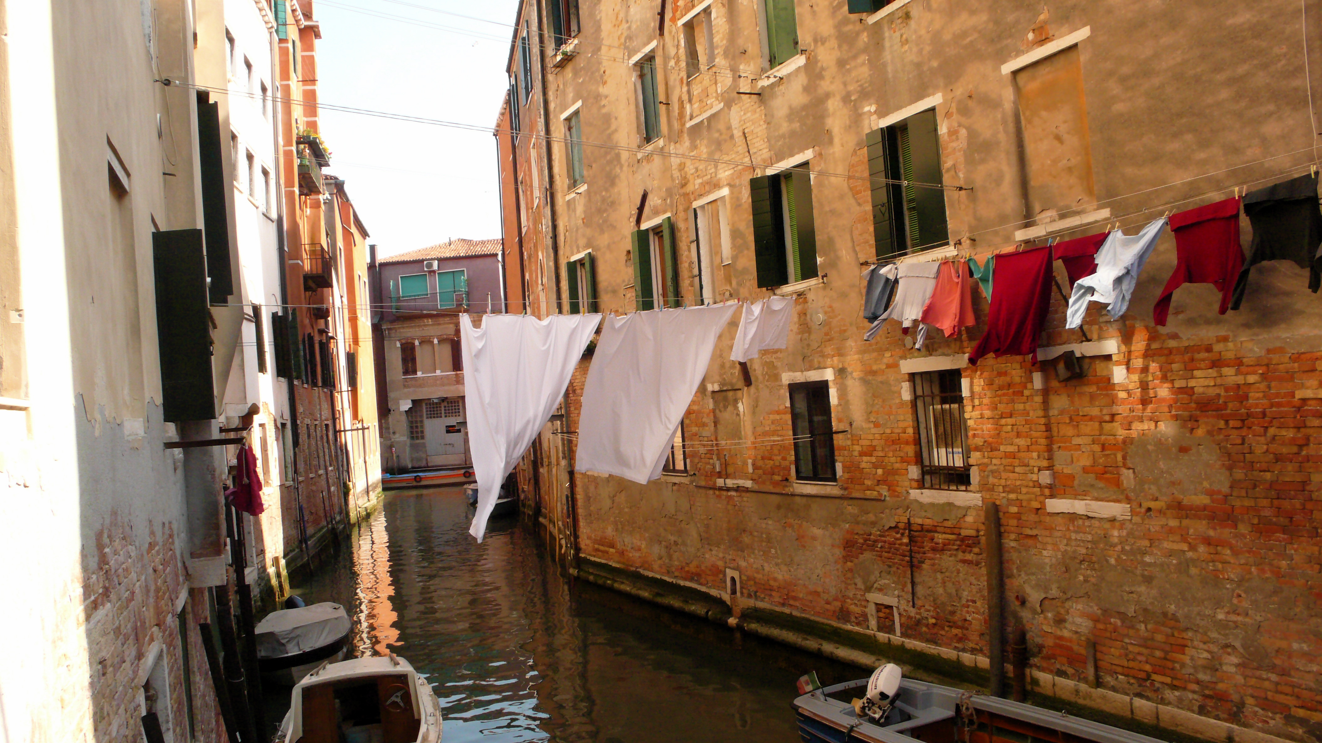 venitian clothesline
