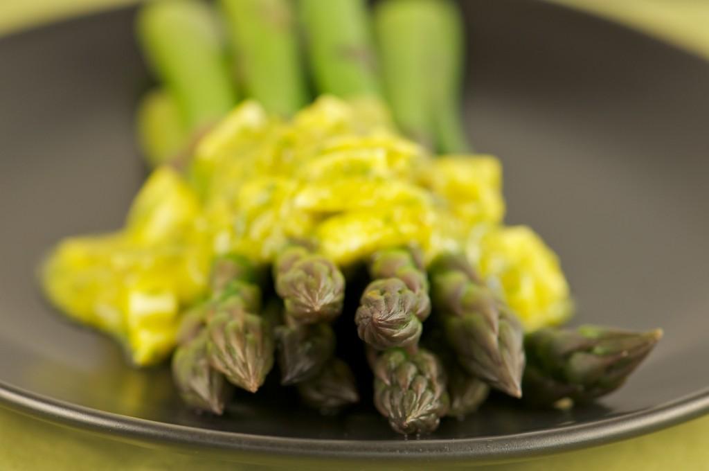 Asparagus with Gribiche