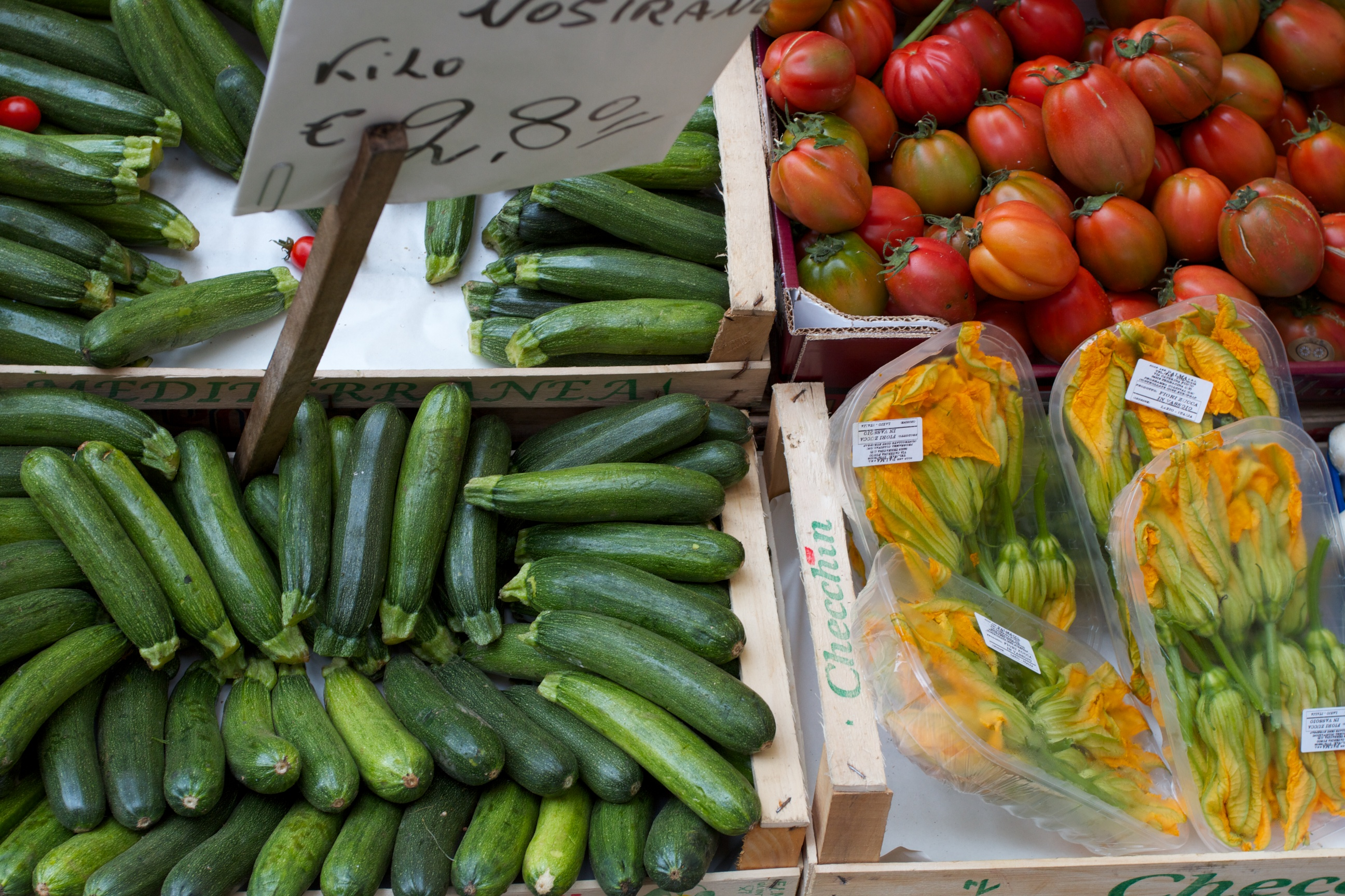 Vegetables, Venice, IT