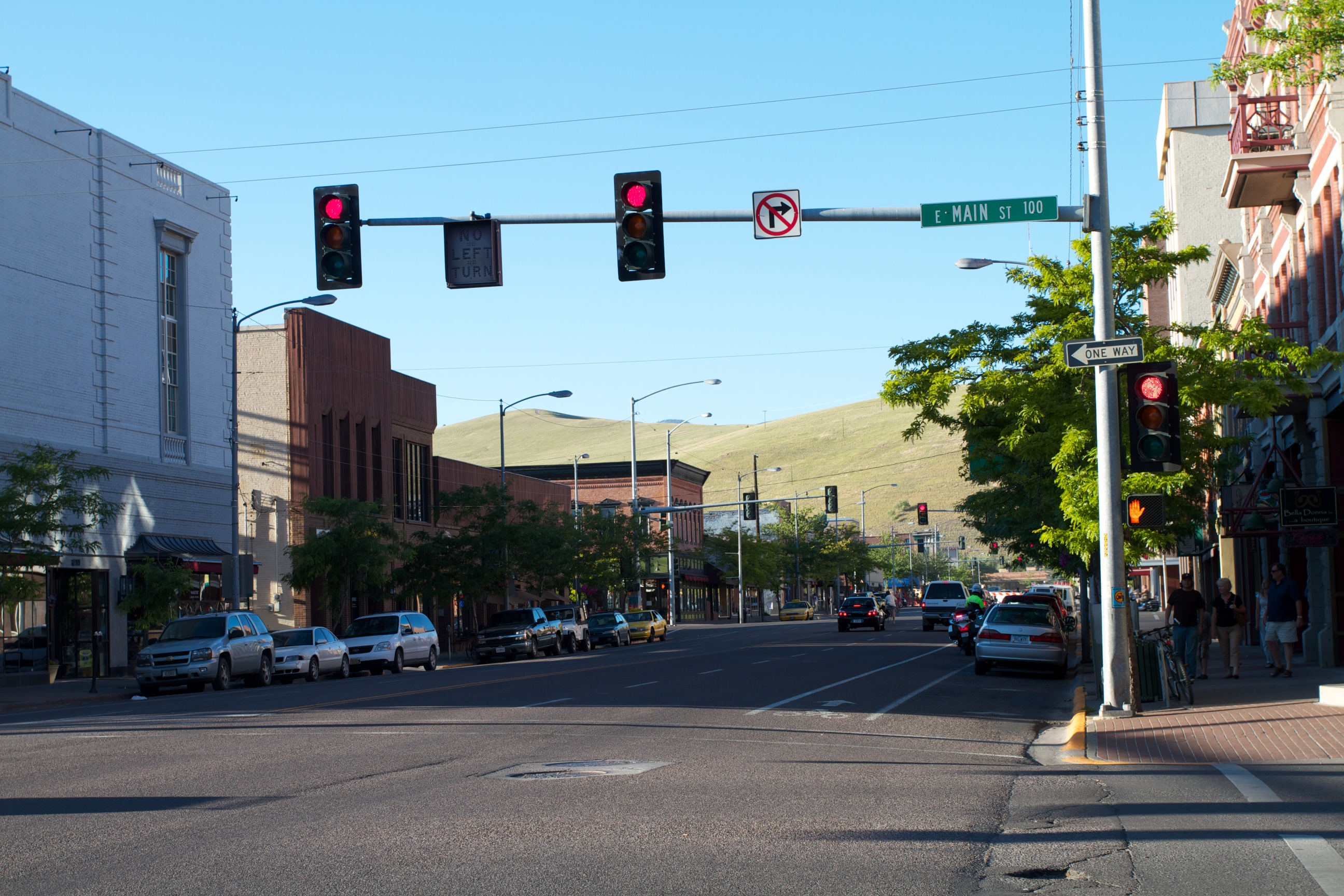 Downtown Missoula, MT