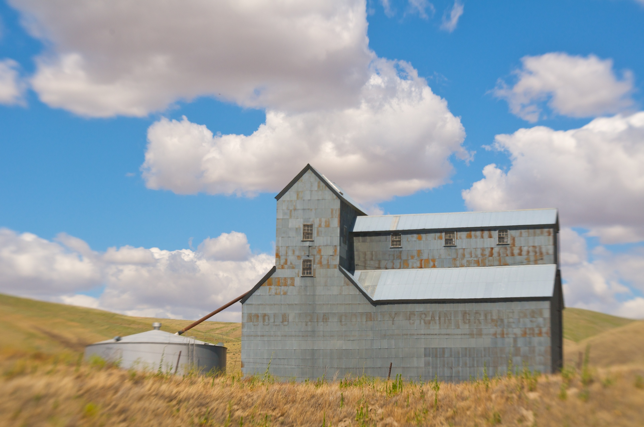 Barn in Palouse
