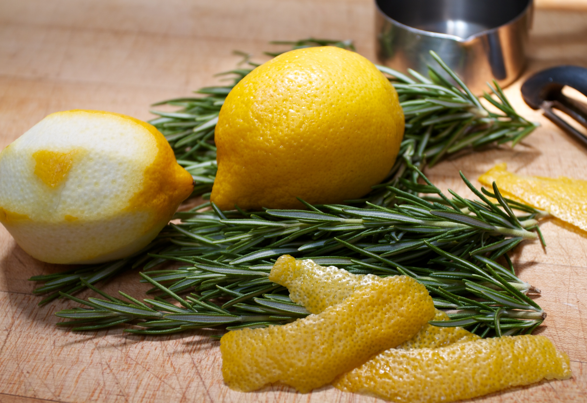 rrosemary and lemons