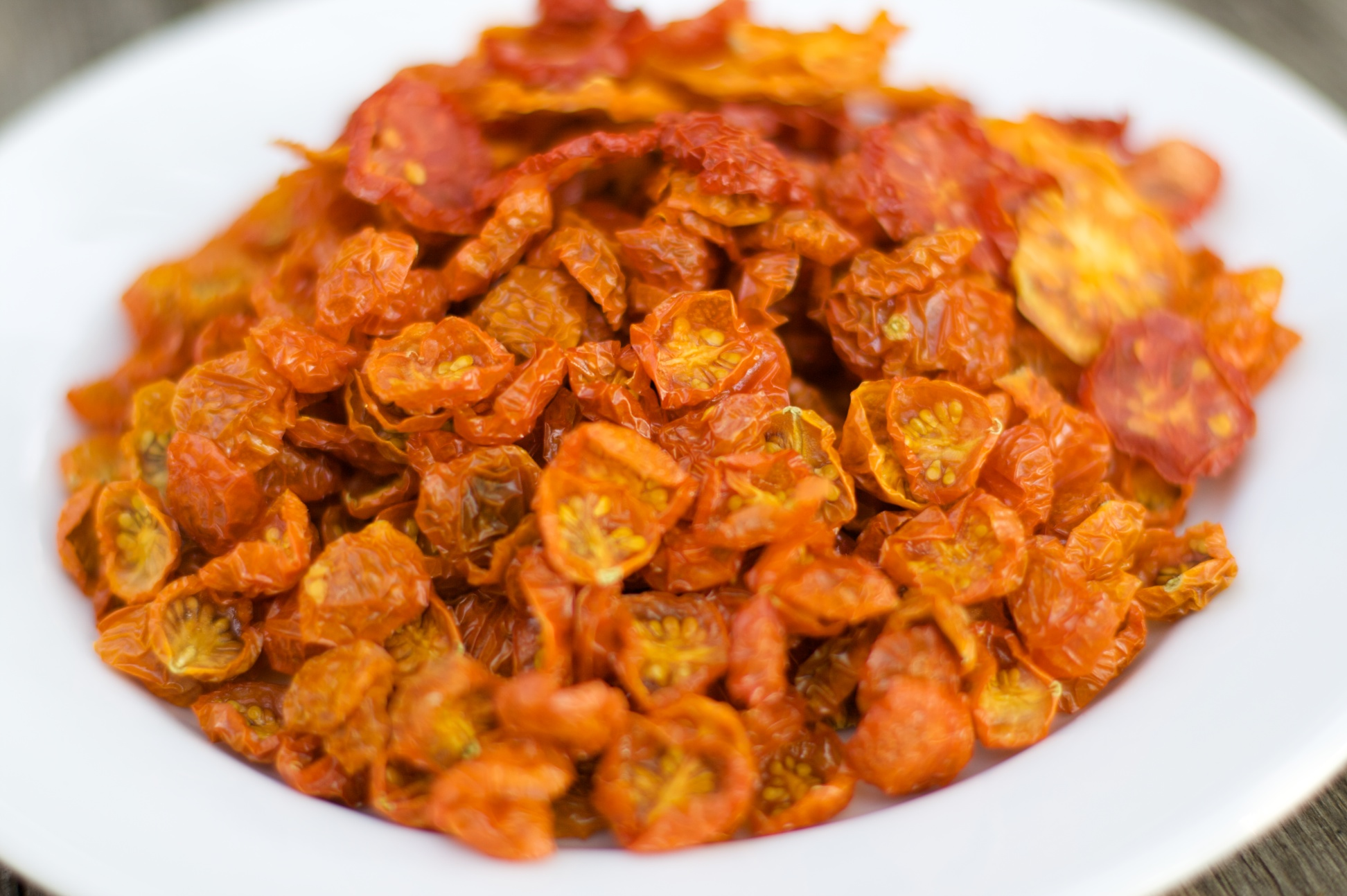 dried sungold tomatoes