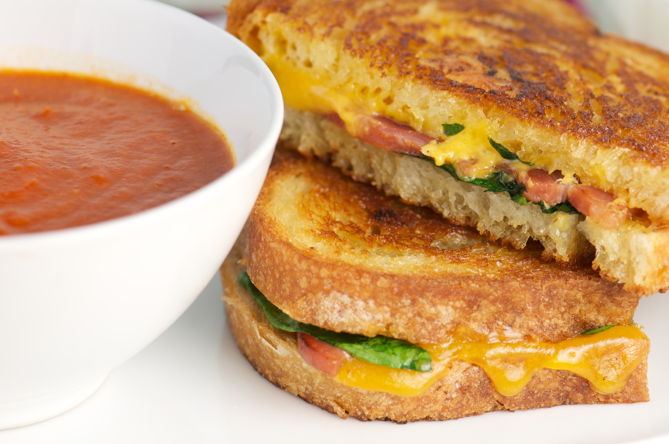 Grilled Cheese Grows Up | Mixed Greens Blog