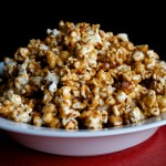 maple caramel popcorn