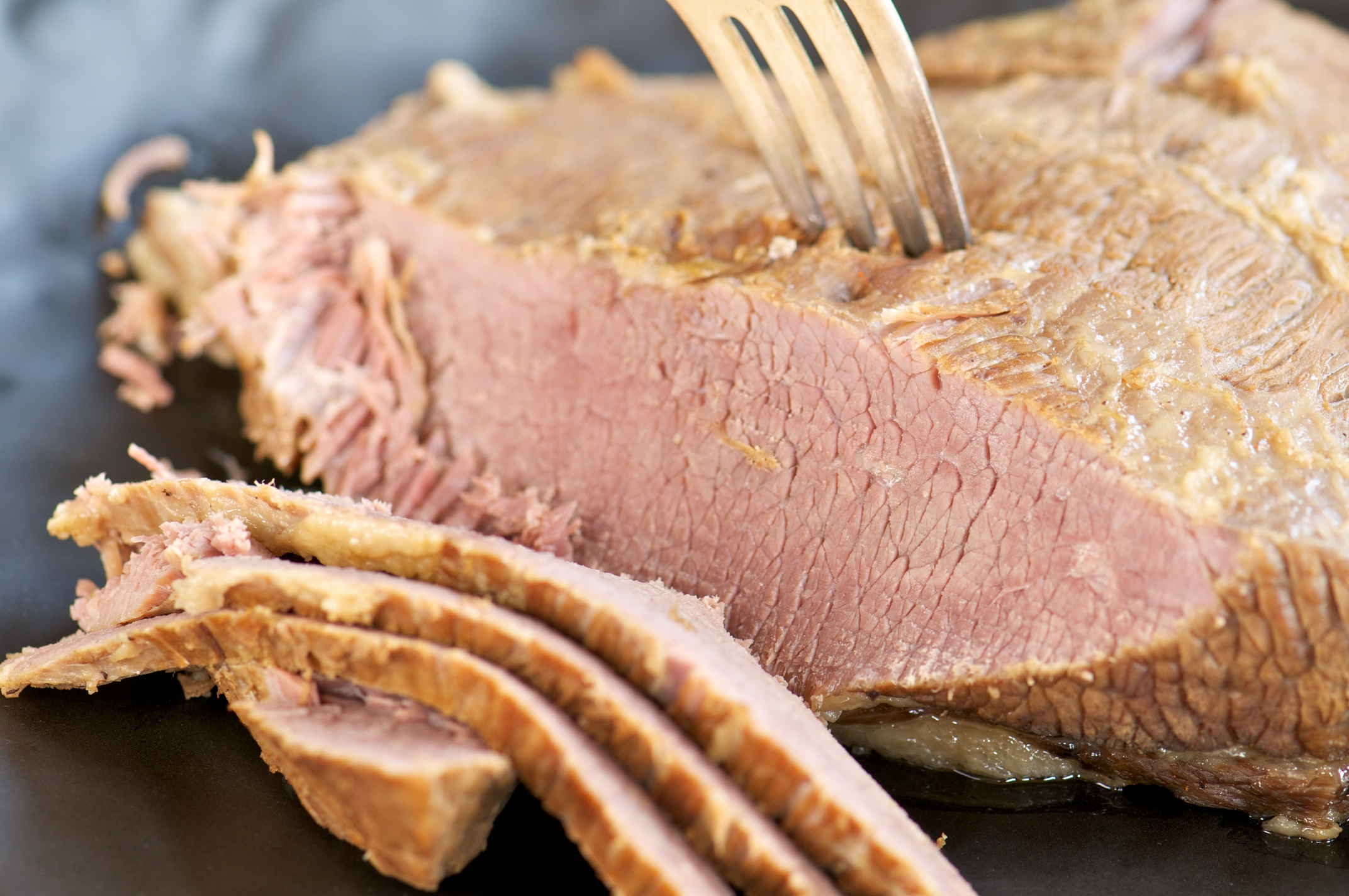 Finecooking.com chose our post on how to make homemade corned beef for ...