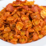 sun dried tomatoes in a bowl