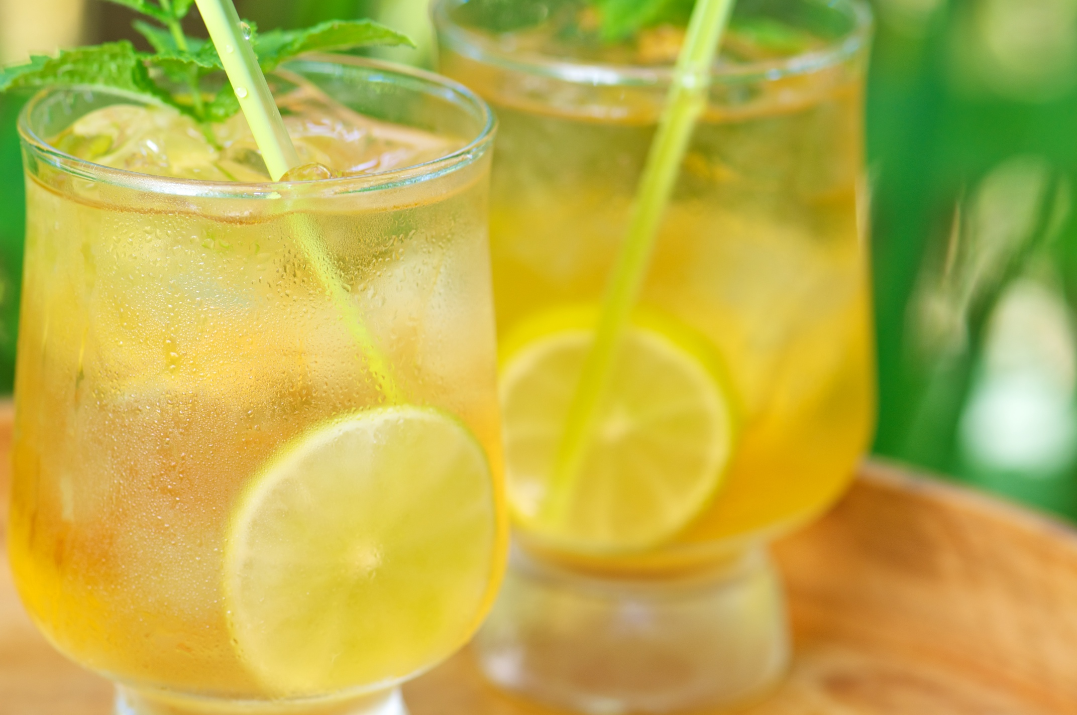 Some Like it Cold: Iced Tea & Coffee | Mixed Greens Blog