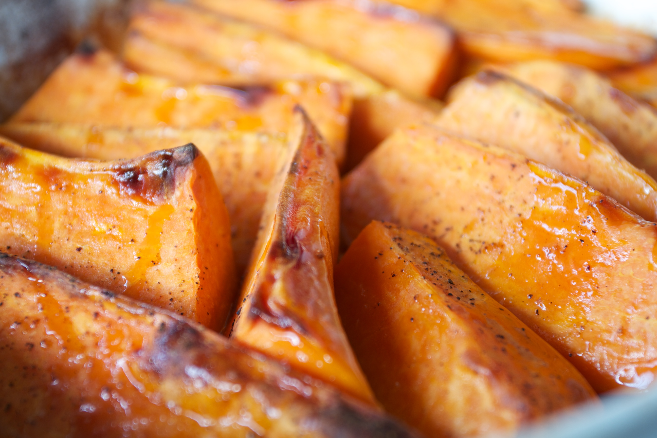 ... French Toast December 25th Holiday Brunch Maple Roasted Sweet Potatoes