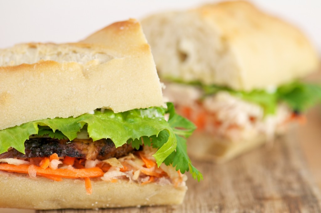 Make Your Own Sandwich: Banh Mi | Mixed Greens Blog