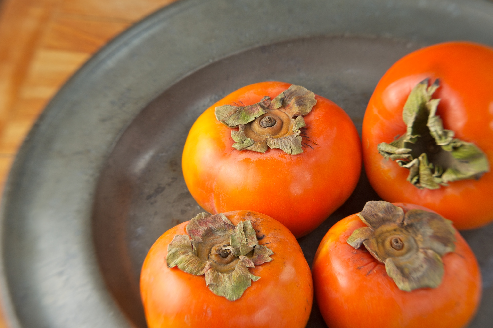 Pucker Up For Persimmons Mixed Greens Blog
