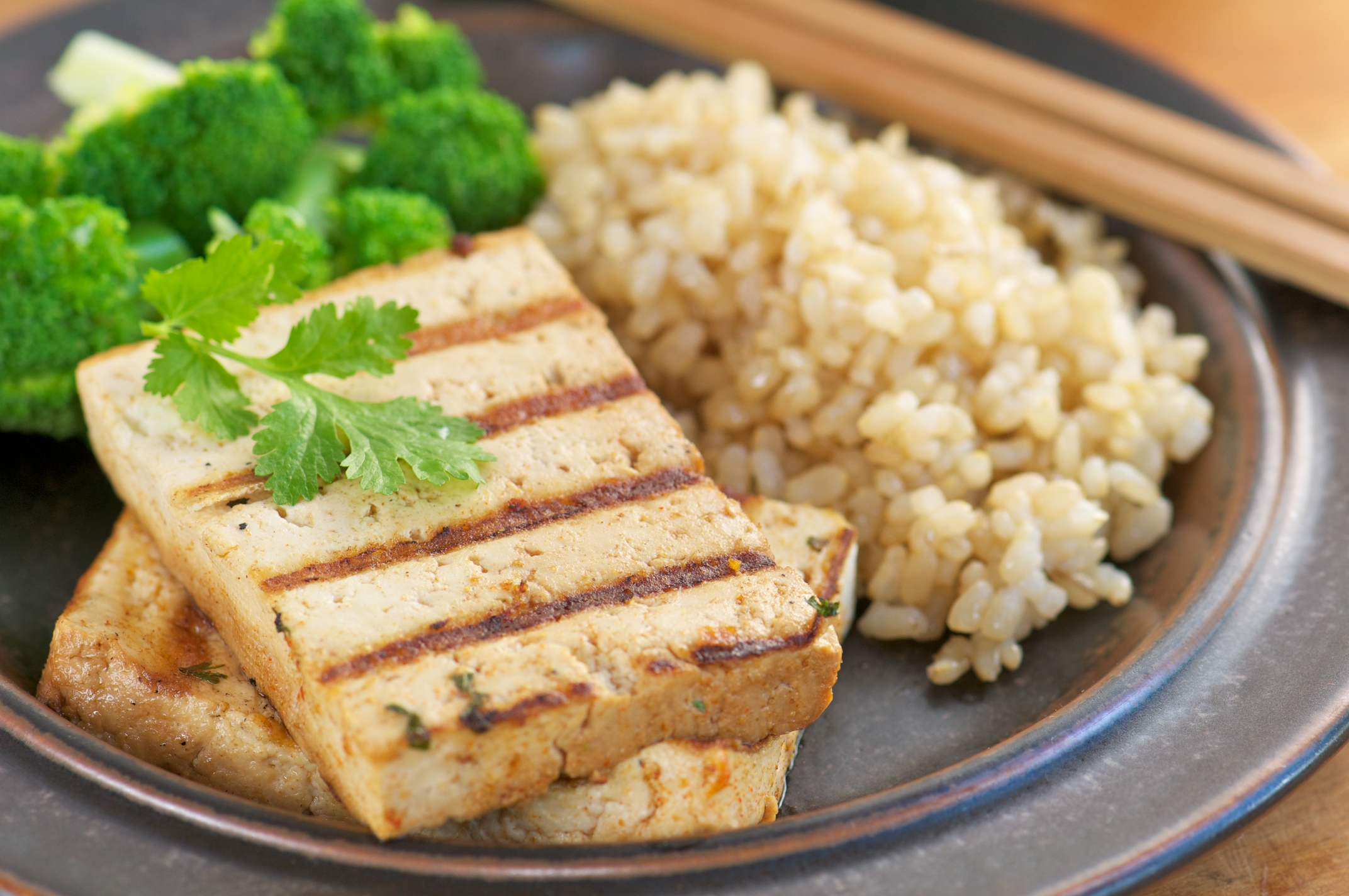 Basic Asian Broiled Tofu Recipes — Dishmaps