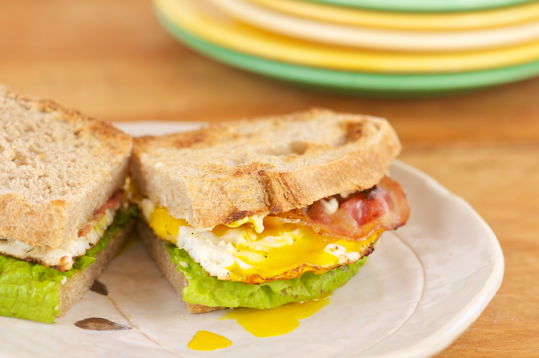 Perfect Fried Egg Sandwich | www.imgkid.com - The Image ...