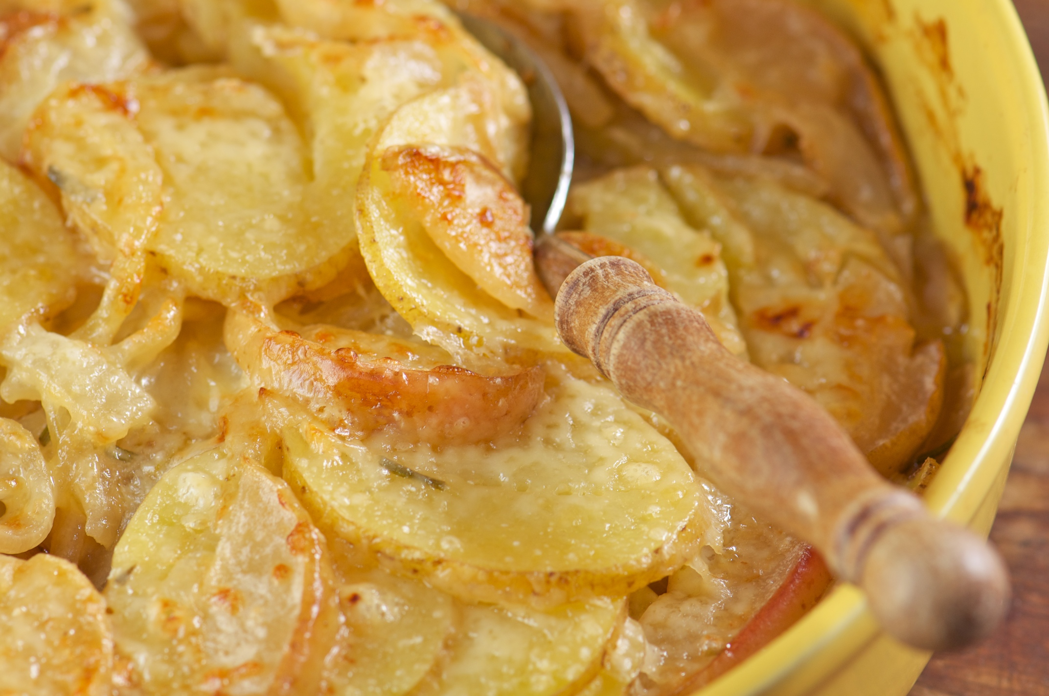 Potato, Apple And Onion Gratin Recipes — Dishmaps