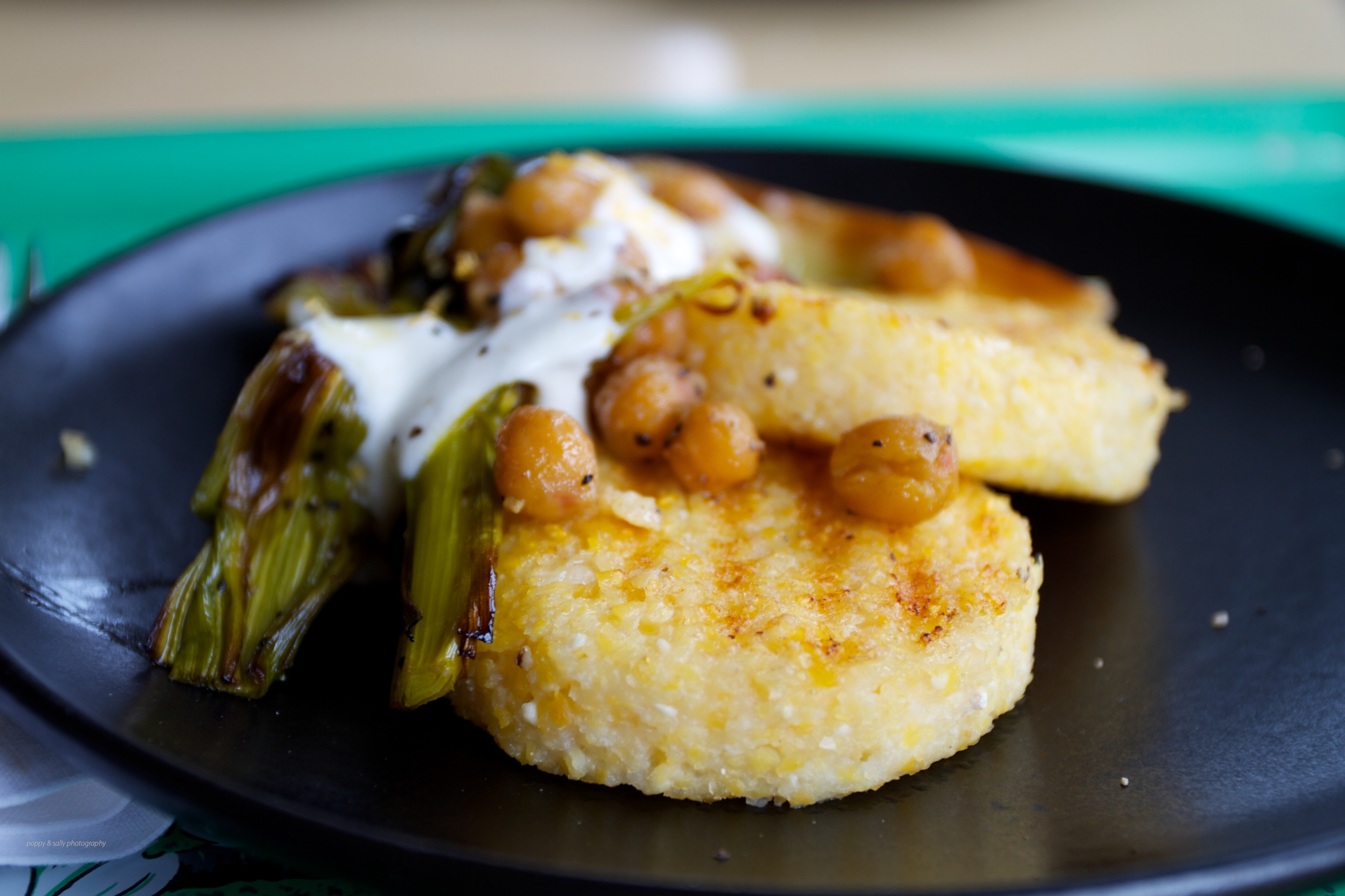 Polenta Polenta | Mixed Greens Blog