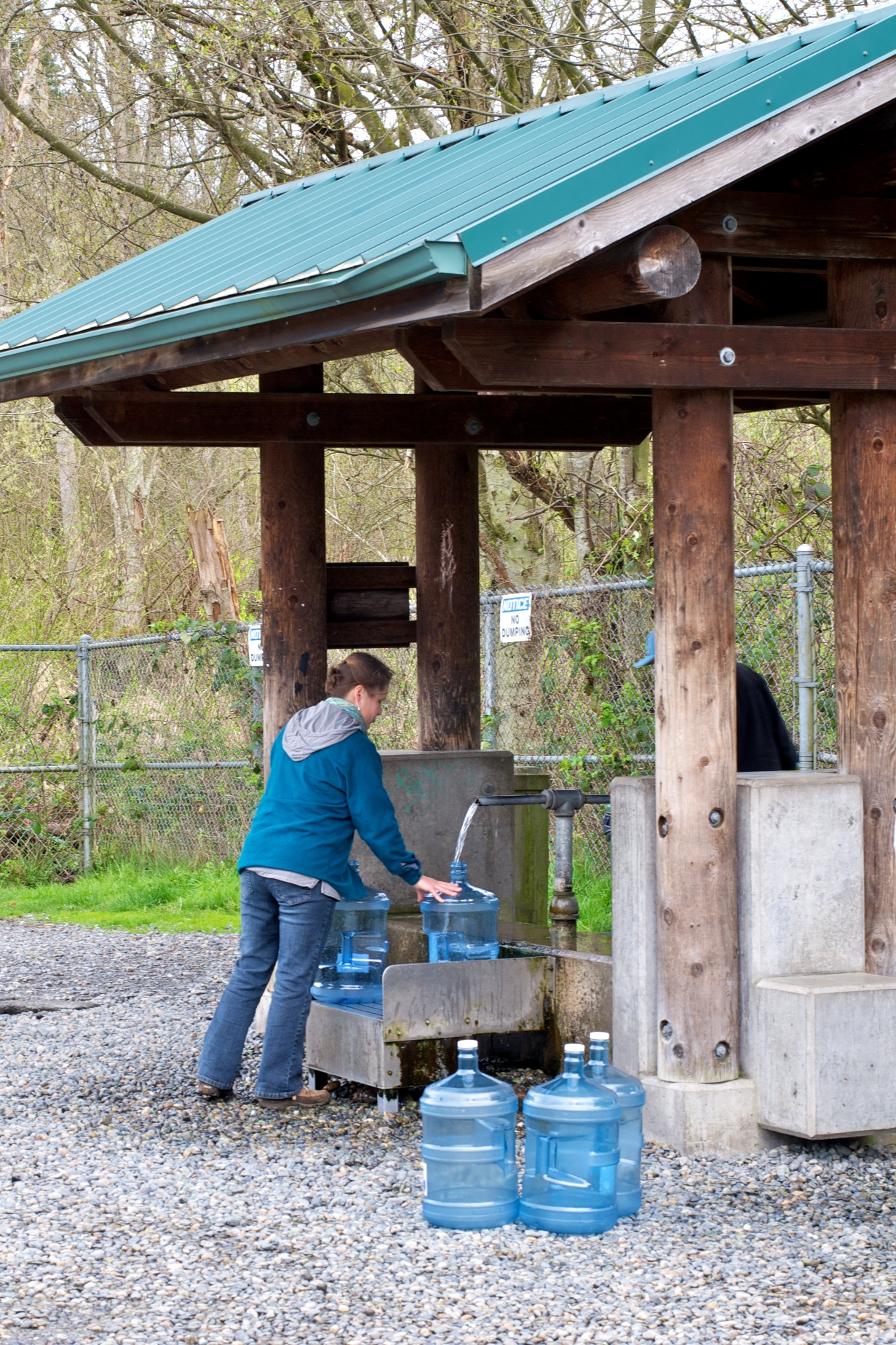 Take Me to the Water: An Artesian Well | Mixed Greens Blog