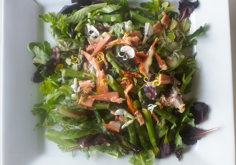 Spring's Fast Fresh Food | Mixed Greens Blog