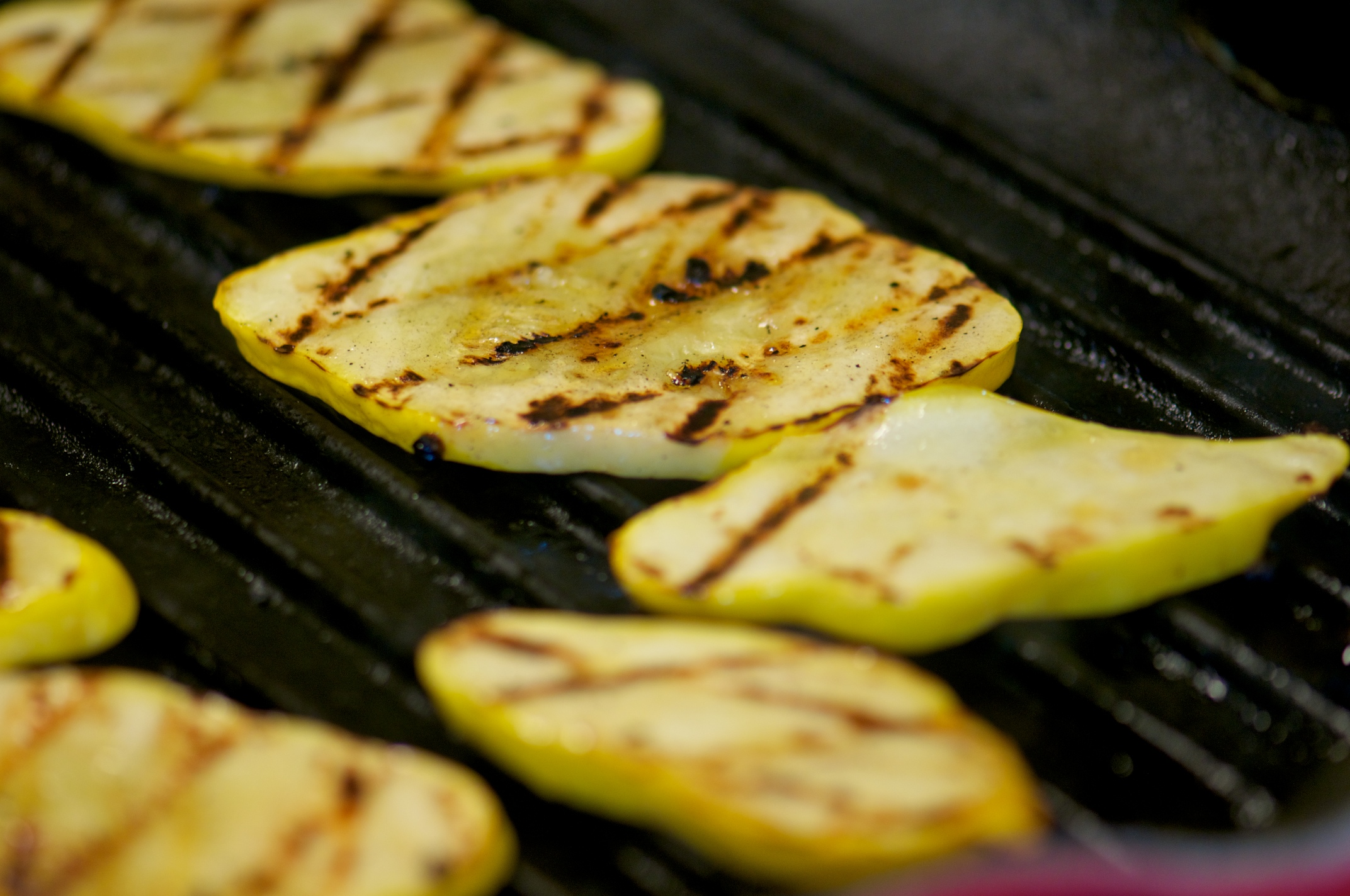 grilled tofu miso marinated grilled summer cumin lime summer squash gr ...