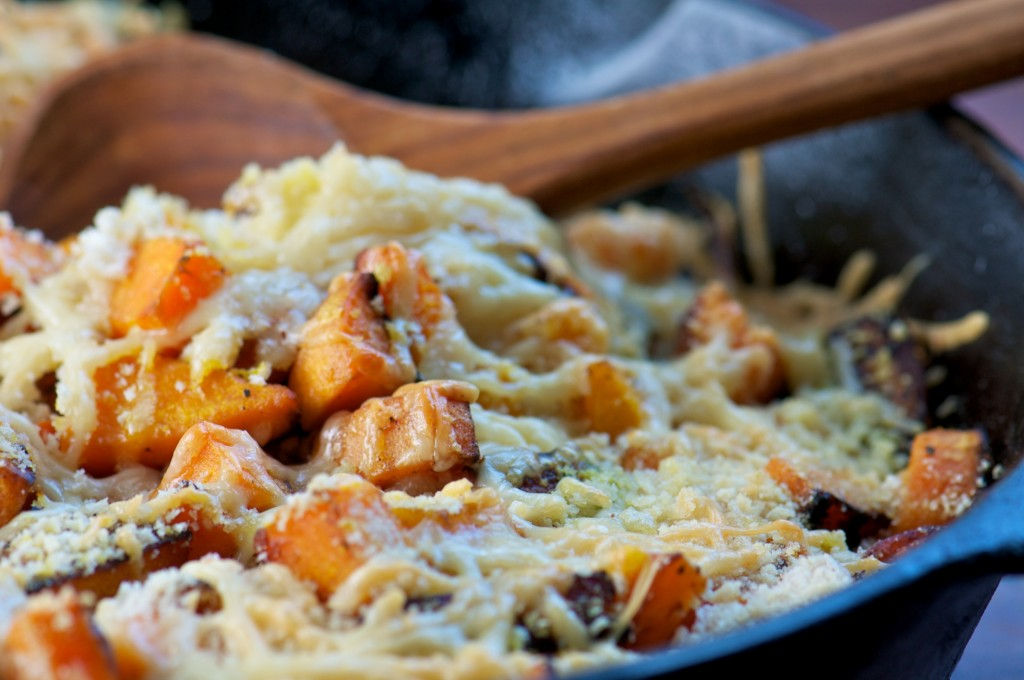 Orange Vegetable Gratin