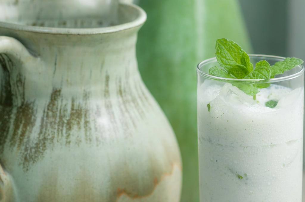 Lime Mint Lassi