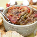 Summer tapenade